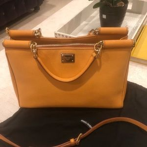 Dolce and Gabbana tote